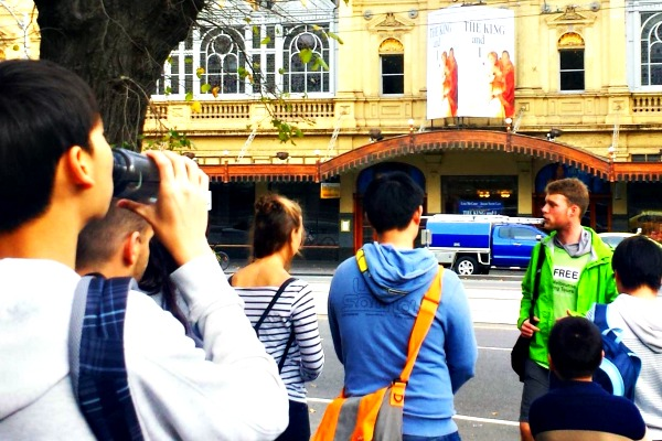 Walking Tours, Melbourne
