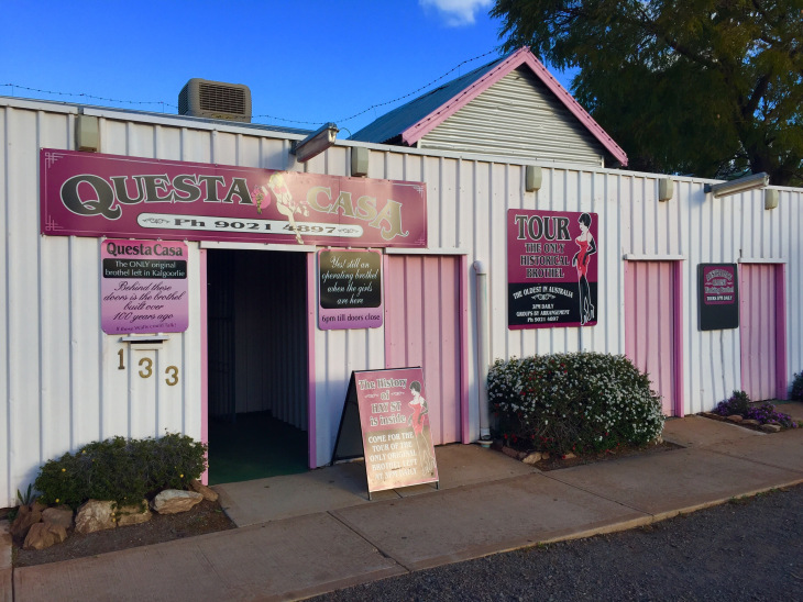 The Pink House, Kalgoorlie