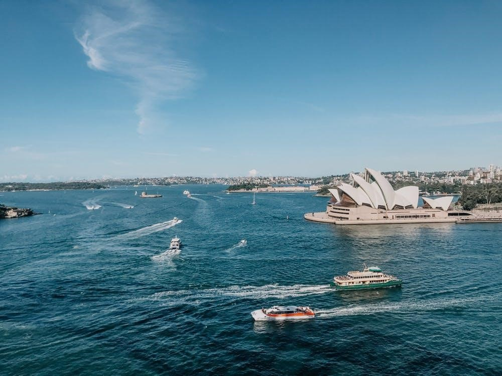 Sydney Harbour & Opera House