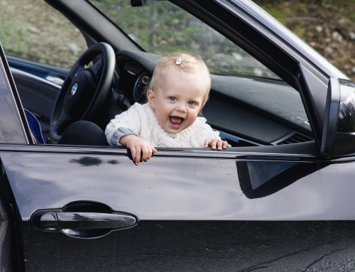 Road Trip Diaries: 6 Ideas to Successful Baby Travel